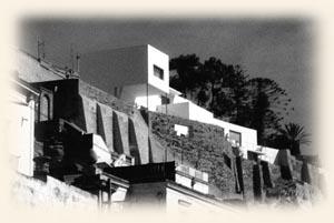 Luigi cosenza for Moderna architettura mediterranea